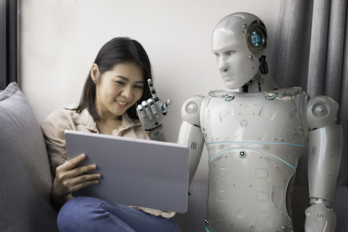 Futurist Speaker Thomas Frey Blog: Can A Robot Be Your Best Friend?
