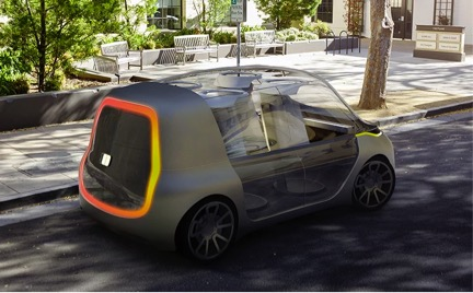 Futurist Speaker Thomas Frey Blog: Driverless Car Technology Vehicle Design Issues
