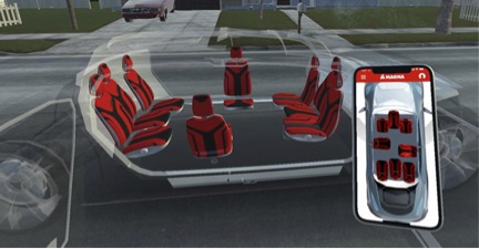Futurist Speaker Thomas Frey Blog: Passenger Experience In Autonomous Vehicles