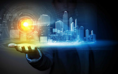 Futurist Speaker Thomas Frey Blog: Managing Smart City Through Digital Twin