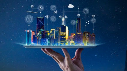 Futurist Speaker Thomas Frey Blog: Smart City Capabilities That Change Jobs Businesses And Children