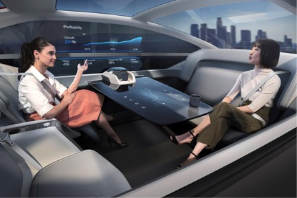 Futurist Speaker Thomas Frey Blog: Driverless Cars Privacy Concerns and Cost Of Convenience