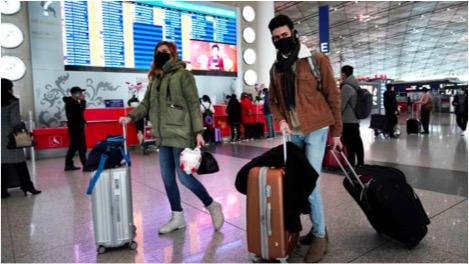 Futurist Thomas Frey: Coronavirus is killing travel and tourism industries.