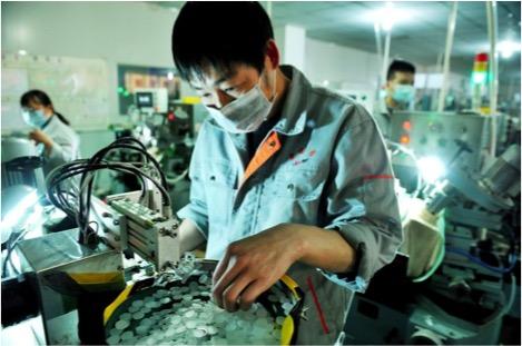 Futurist Thomas Frey: Corona virus and Chinese manufacturing.