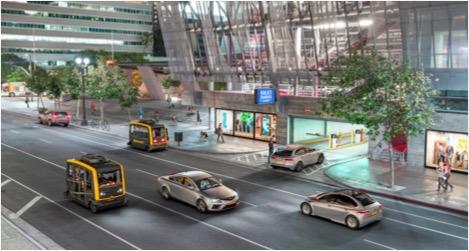 Futurist Speaker Thomas Frey Blog: Future Driverless Mobile Office Era
