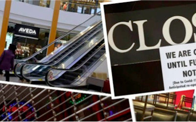 Is this the end of the shopping mall?