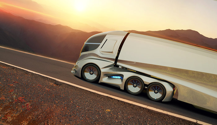 Futurist Thomas Frey Blog: Covid spurred technology advances like Autonomous Trucks