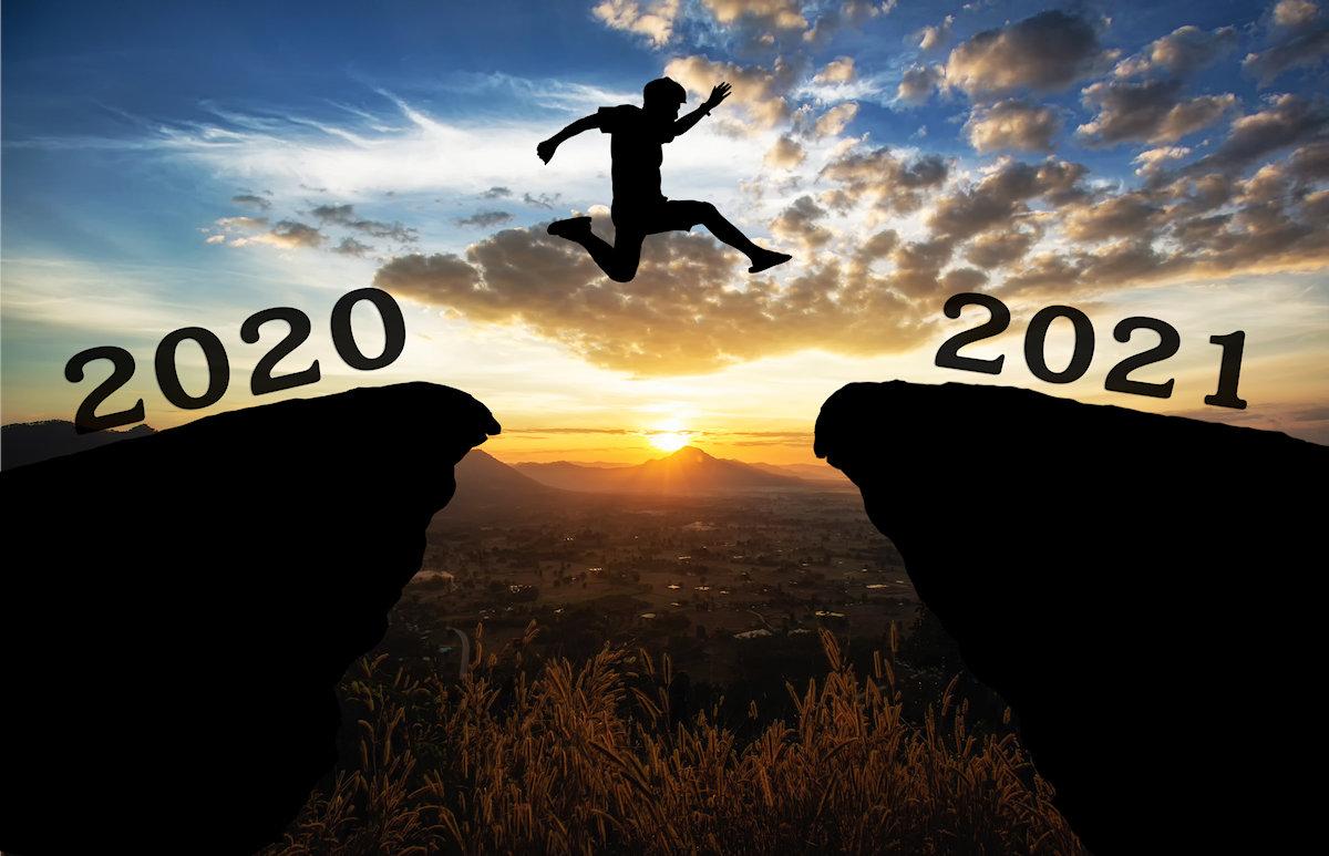 미래 학자 연사 Thomas Frey 블로그 : 2021 년은 재 교정의 해가 될 것입니다
