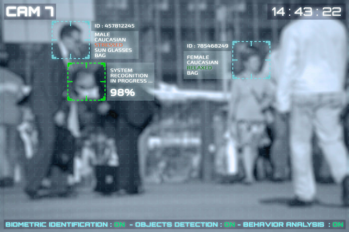 Futurist Speaker Thomas Frey Blog: Biometric Recognition and Heat Signatures that Remotely Track Us