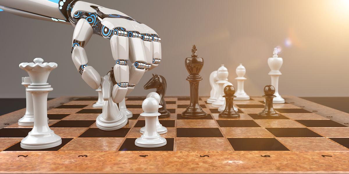 Futurist Thomas Frey Blog: Eight Human versus Machine Competitions - Where Are We Heading?