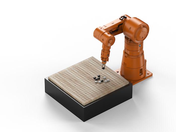 Futurist Thomas Frey Blog: Chinese Checkers Go World Champion match with DeepMind's AlphaGo