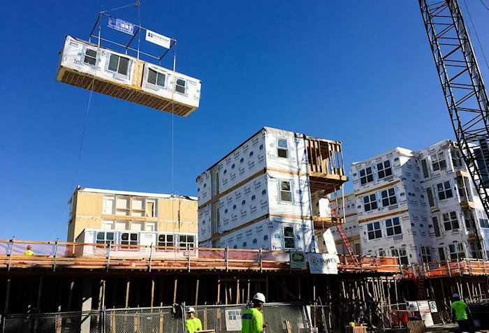 Futurist Speaker Thomas Frey Blog: Modular Construction and Prefabrication the Future of Housing