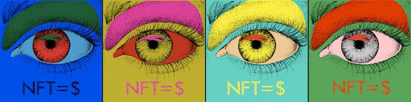 Futurist Speaker Thomas Frey Blog: Digital Artists Monetize Digital Art and Benefit from the Sale of an Original NFT