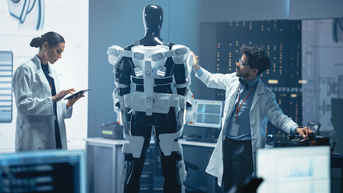 Futurist Speaker Thomas Frey Blog: Exoskeleton And Prosthetic Technology