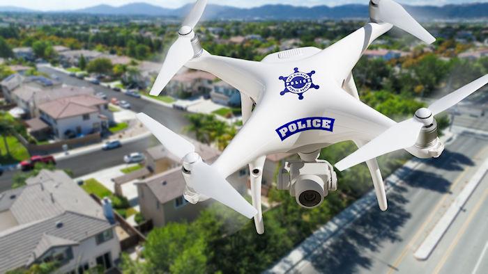 Futurist Speaker Thomas Frey Blog: Use of Drones by Law Enforcement