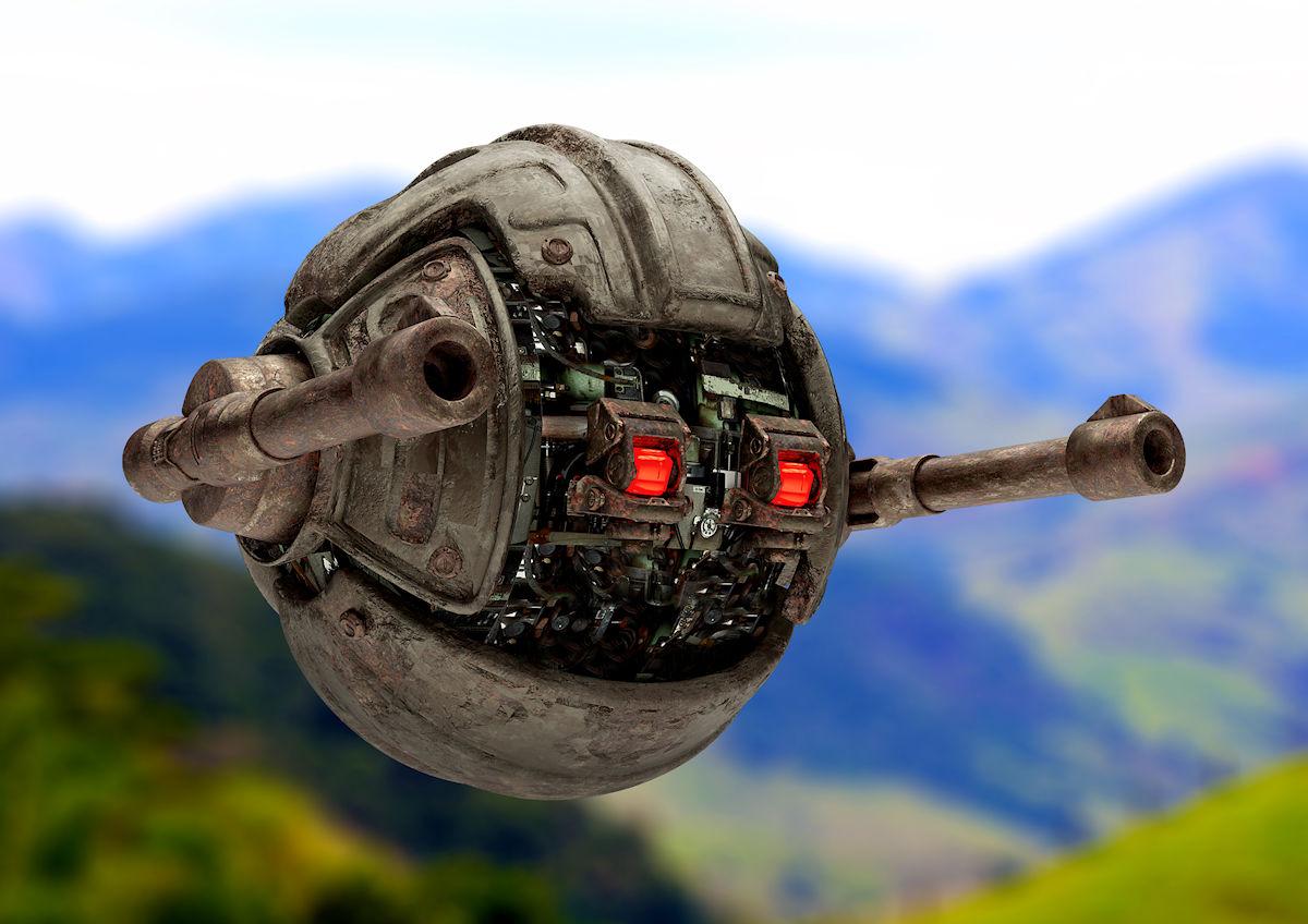 Futurist Speaker Thomas Frey Blog: The Weaponization of Drones