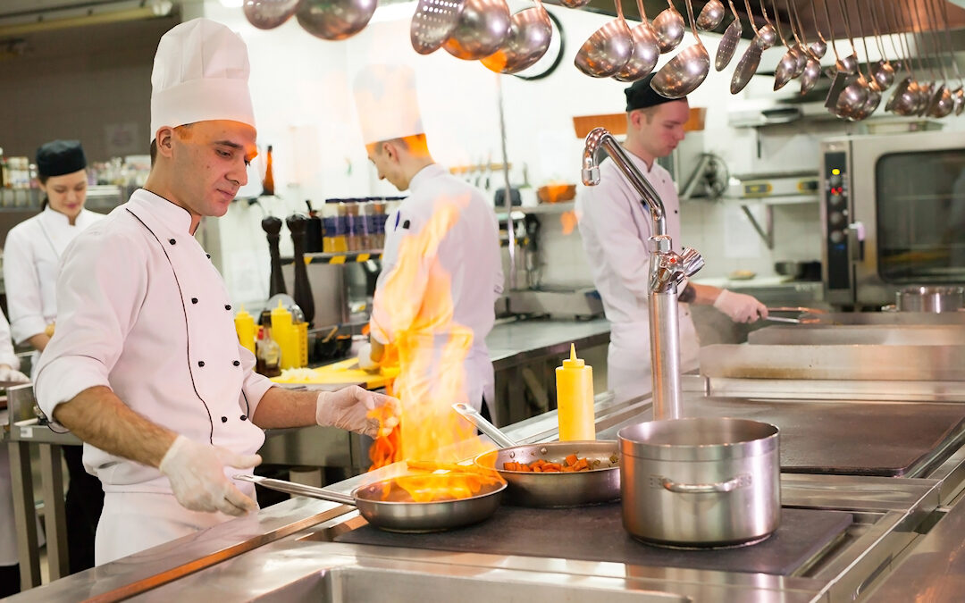 Ghost Kitchens – Rewriting the rules for the global food industry