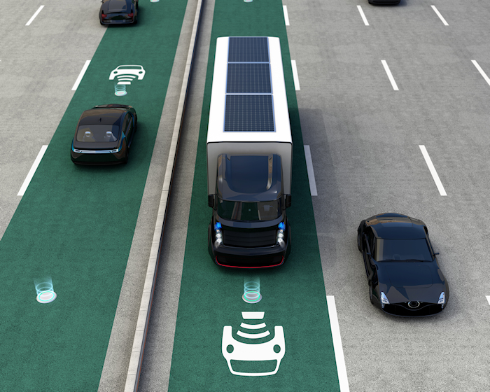 Futurist Speaker Thomas Frey Blog: On The Go Electric Delivery with Road Power and Ferrite
