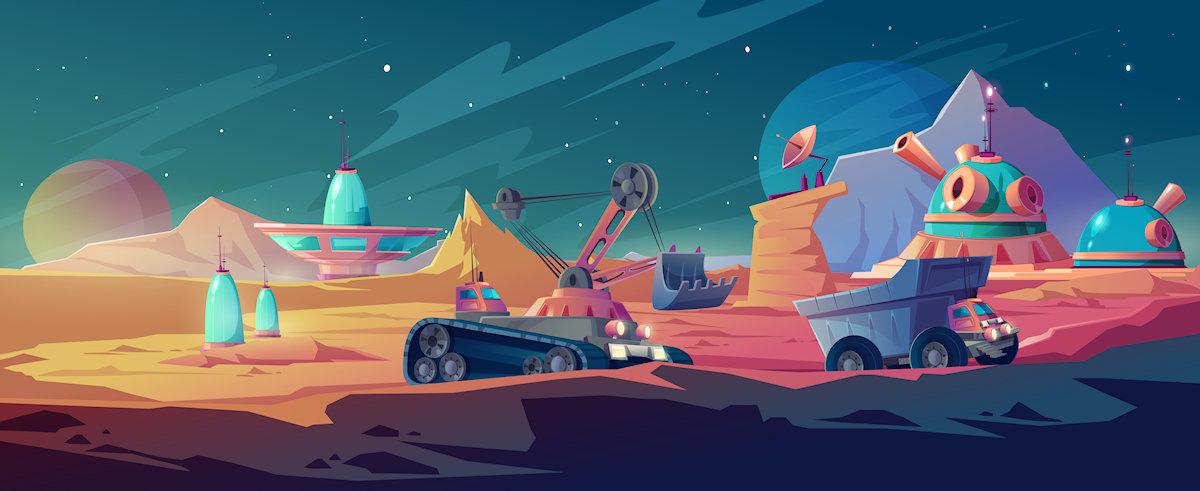Futurist Speaker Thomas Frey Blog: Future of Asteroid Mining
