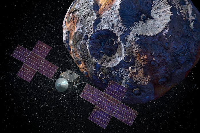 Futurist Speaker Thomas Frey Blog: Source Asteroids due to Earth Based Materials Depletions